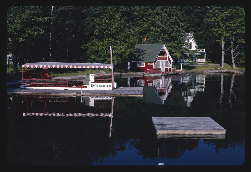 Scott's Show Boat, John Margolies
