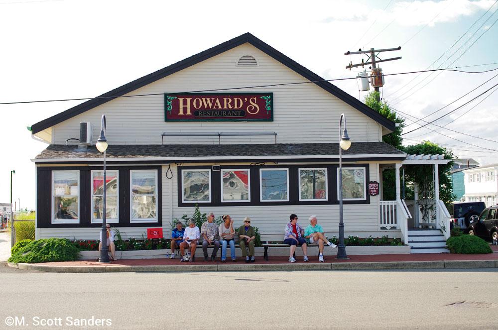 Line for Howard's