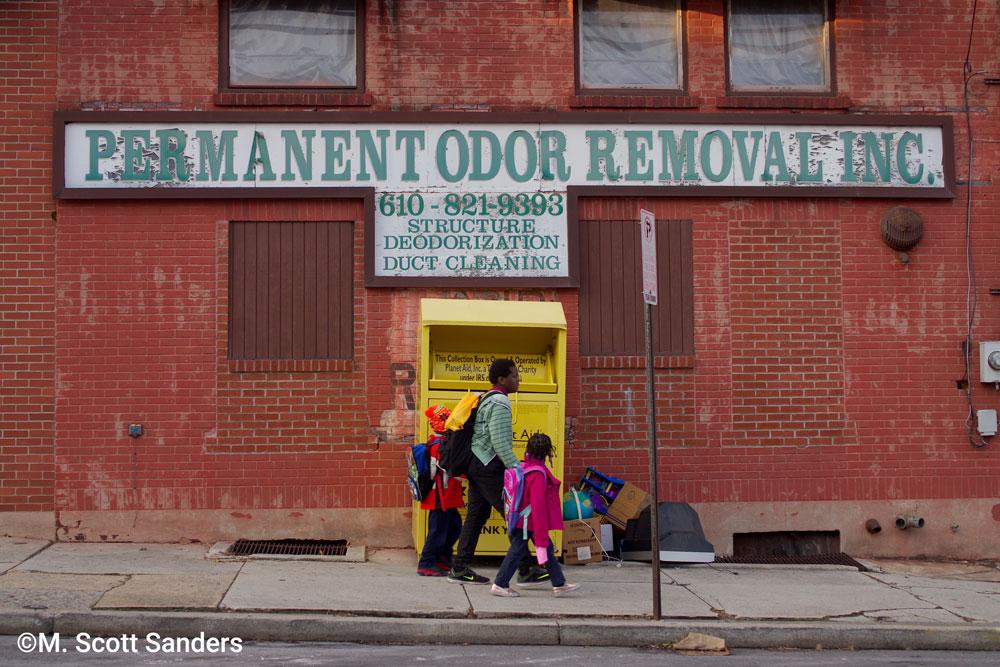Permanent Odor Removal