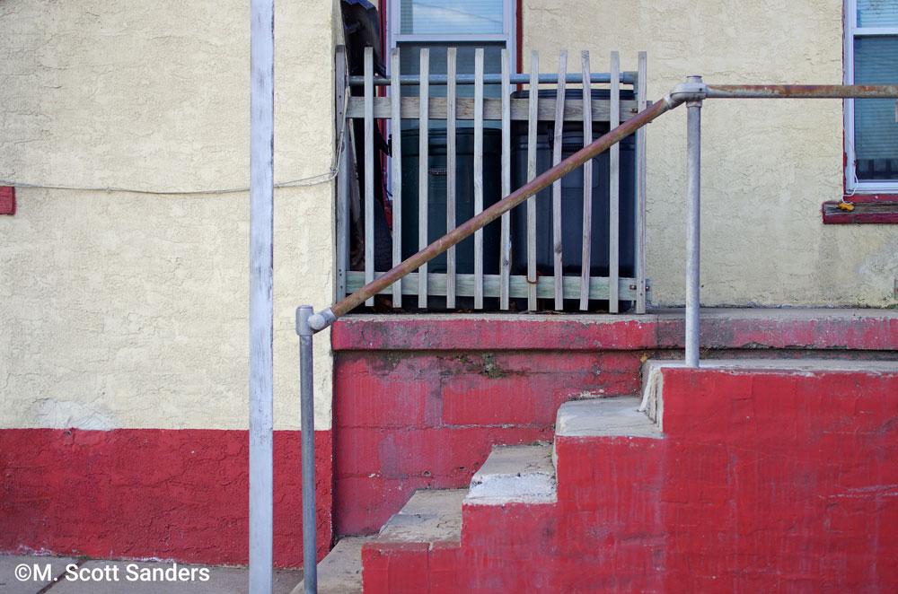 Red Steps